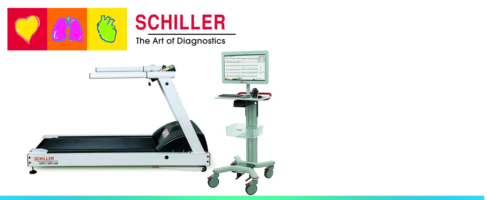 SCHILLER | BOREAL MEDICAL