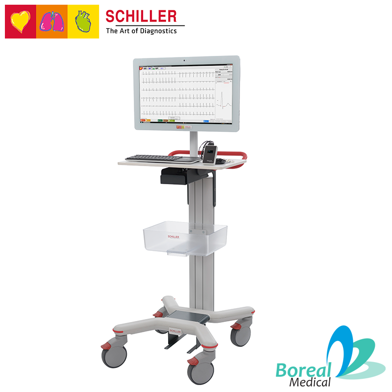 Cardiovit CS-200 Office Schiller Vista Frontal