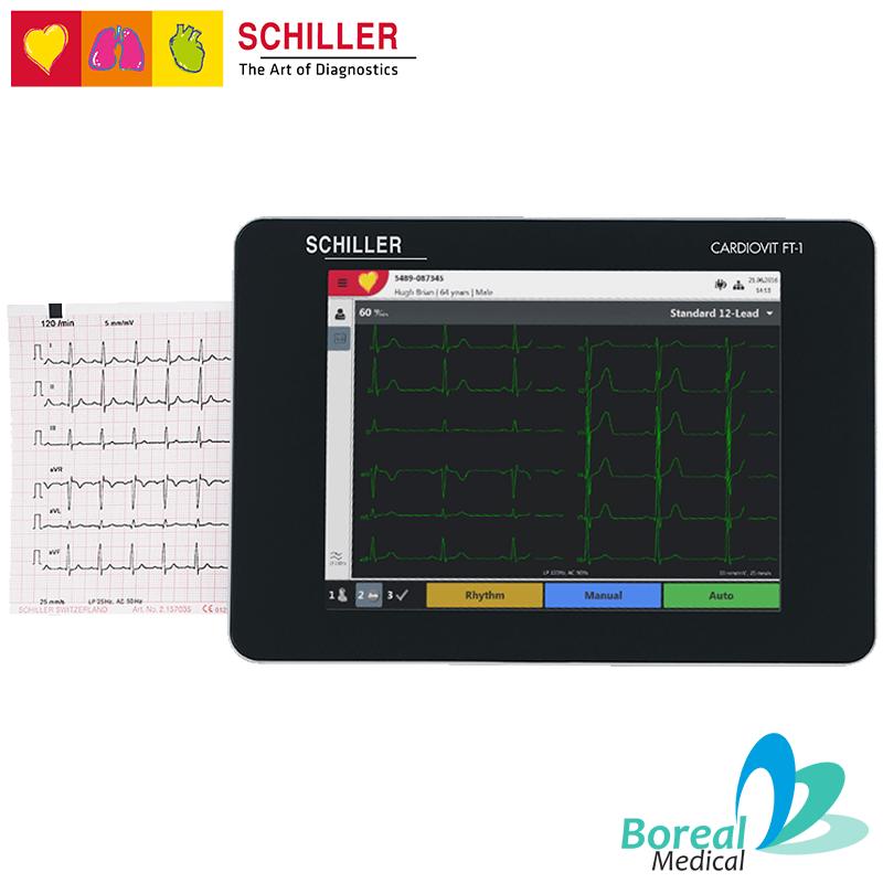 Cardiovit FT-1 Schiller