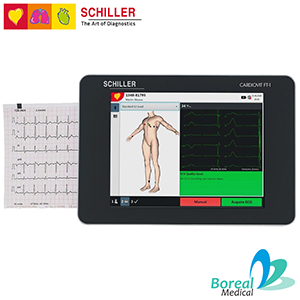 Cardiovit FT-1 Schiller Boreal Medical