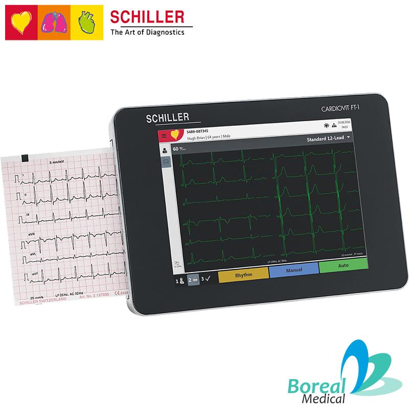 Cardiovit FT-1 Schiller Vista Frontal