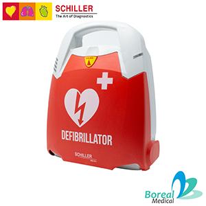 DEA Schiller Fred PA-1