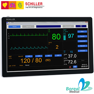Diagnostic Station DS-20 de Schiller