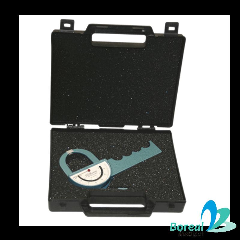 Caliper Metálico - Adipometro - Medidor de grasa corporal